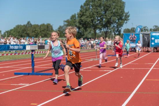 Barnens Hinderbana 2016 - Helsingborg // Foto Mattias Lindh